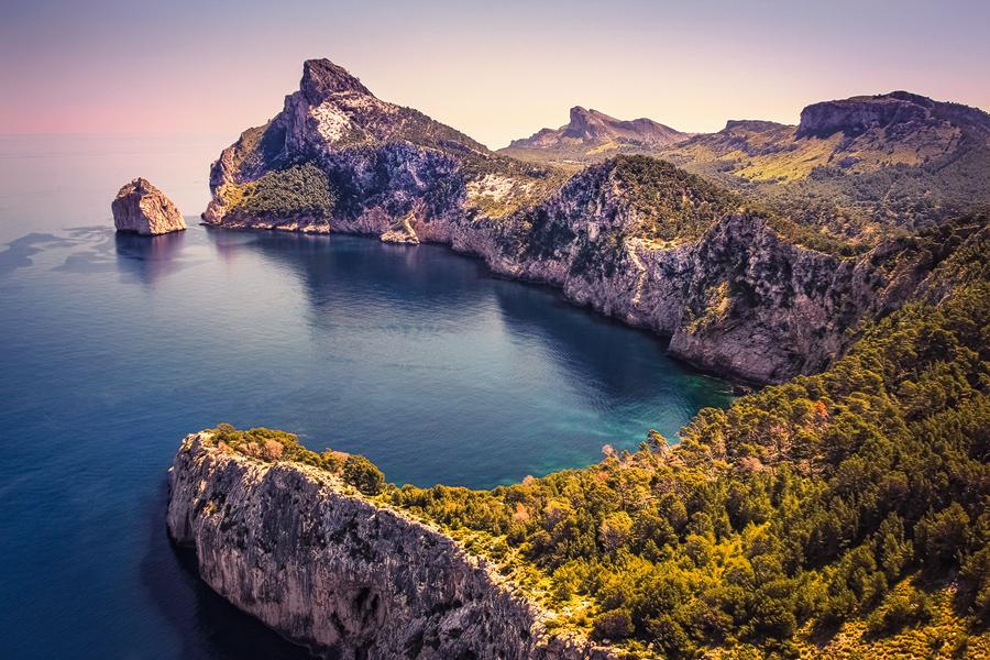 Mirador Es Colomer (Cap Formentor / Mallorca)