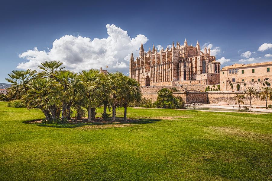 Kathedrale La Seu (Palma / Mallorca)