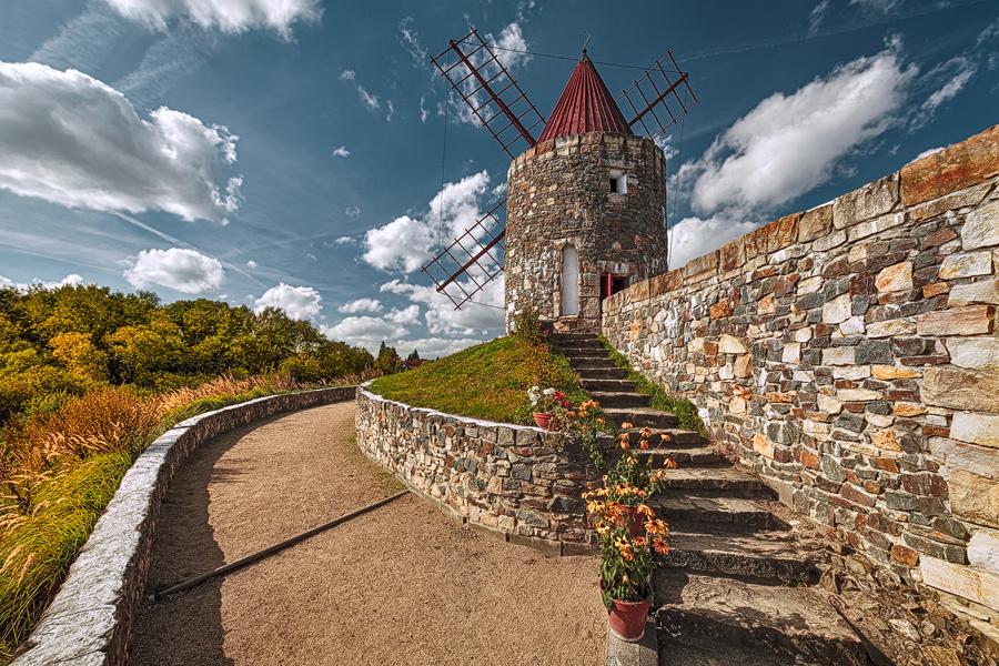 Windmühle Fontvieille (Gifhorn)