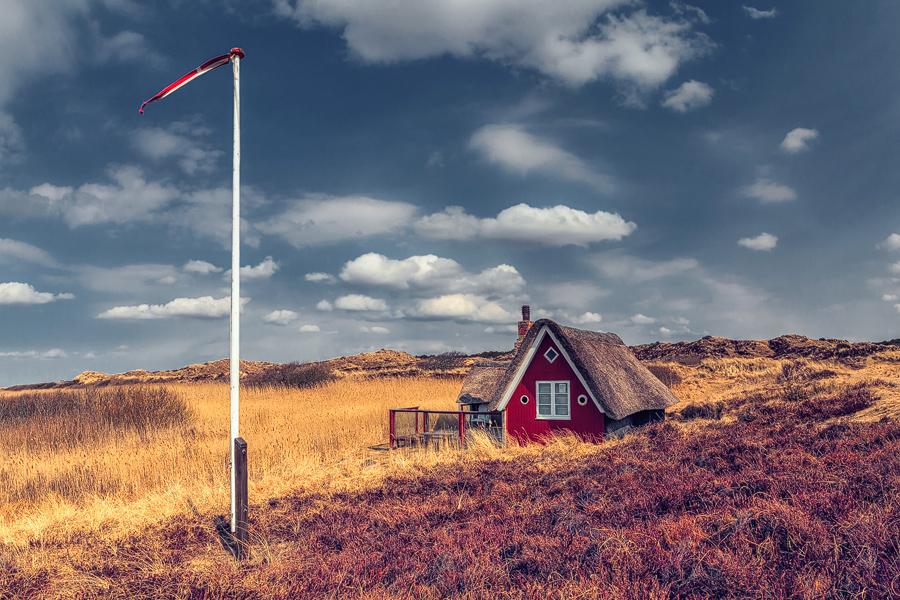 Kleines Sommerhaus (Nymindegab)
