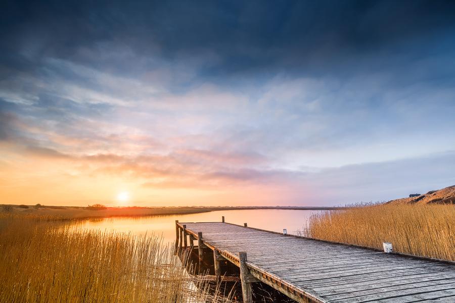 Frieden am Fjord (Jütland / Dänemark)