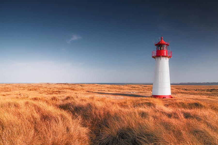 Leuchtturm List West (Ellenbogen / Sylt)