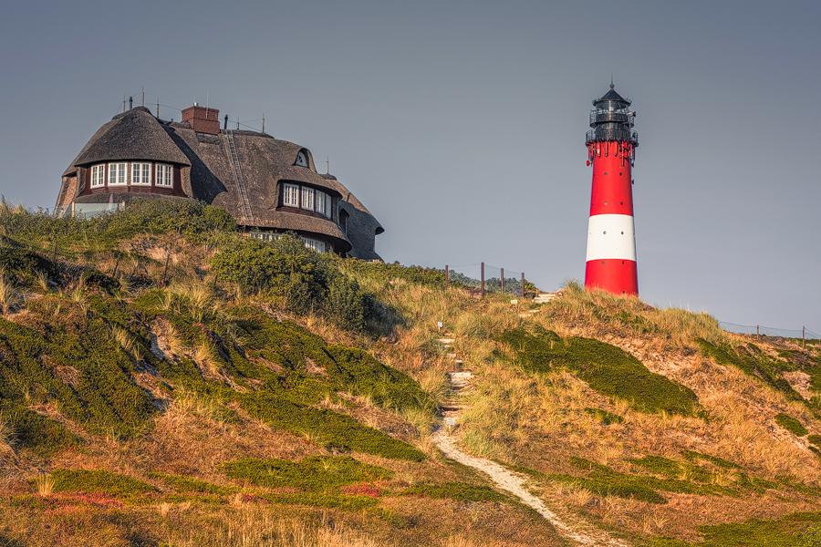 Leuchtturm Hörnum (Sylt)