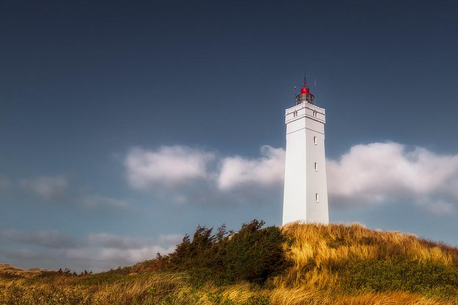 Leuchtturm Blåvandshuk Fyr (Jütland)