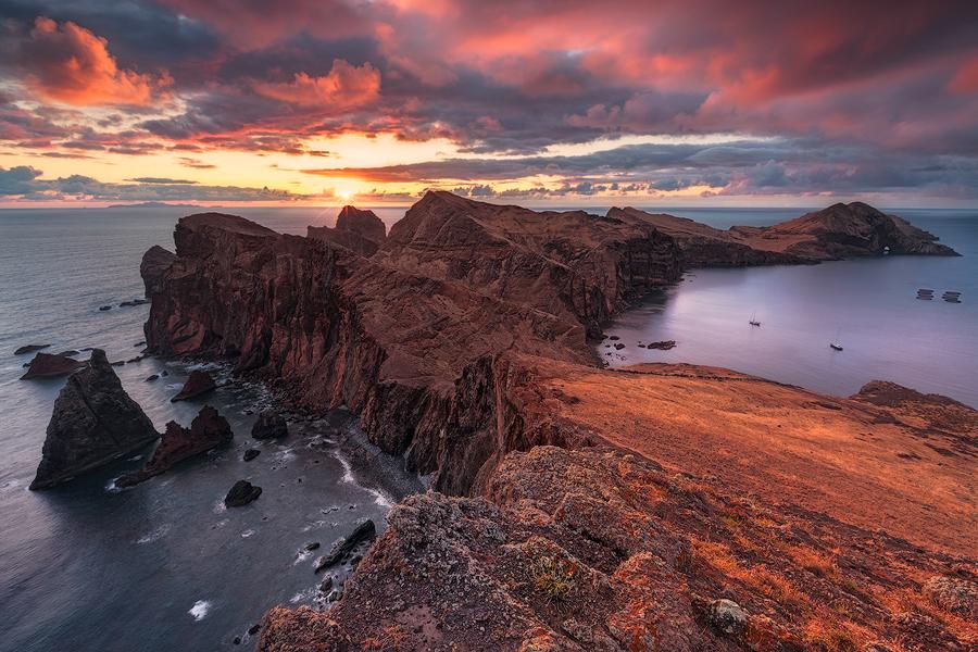 Hades Morgenröte (Ponta de São Lourenço)
