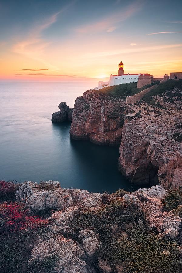 Am Ende der Welt (Cabo de São Vicente / Algarve)