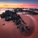 Gezeitensteine (Praia de Castelejo / Algarve)