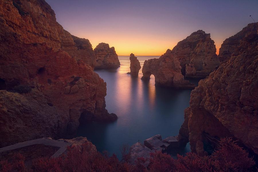 Absolute Ruhe (Ponta da Piedade / Algarve)