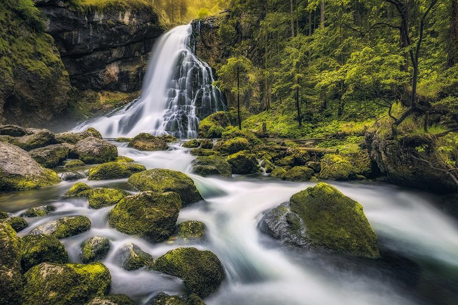 Gollinger Wasserfall (Tennengau)