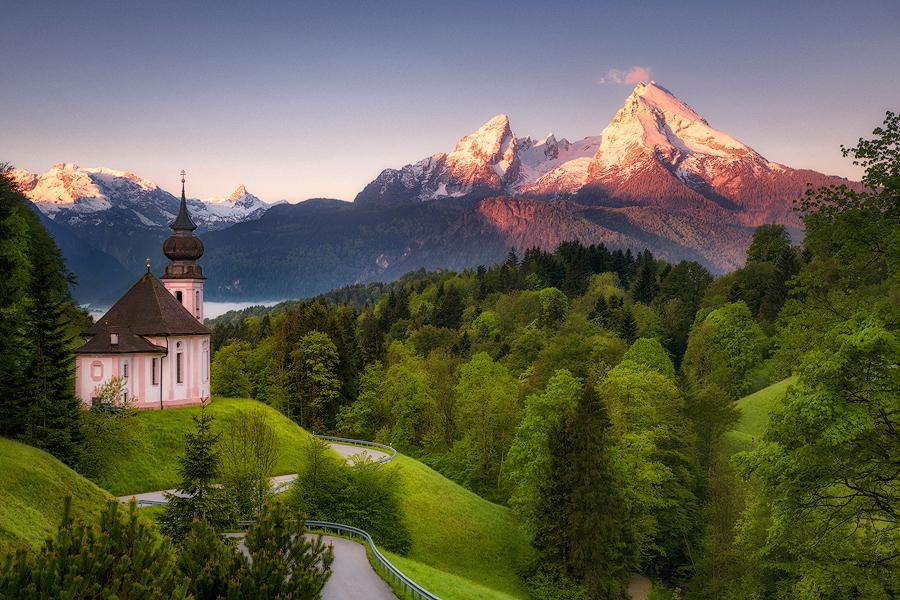 Wallfahrtskirche Maria Gern (Oberbayern)