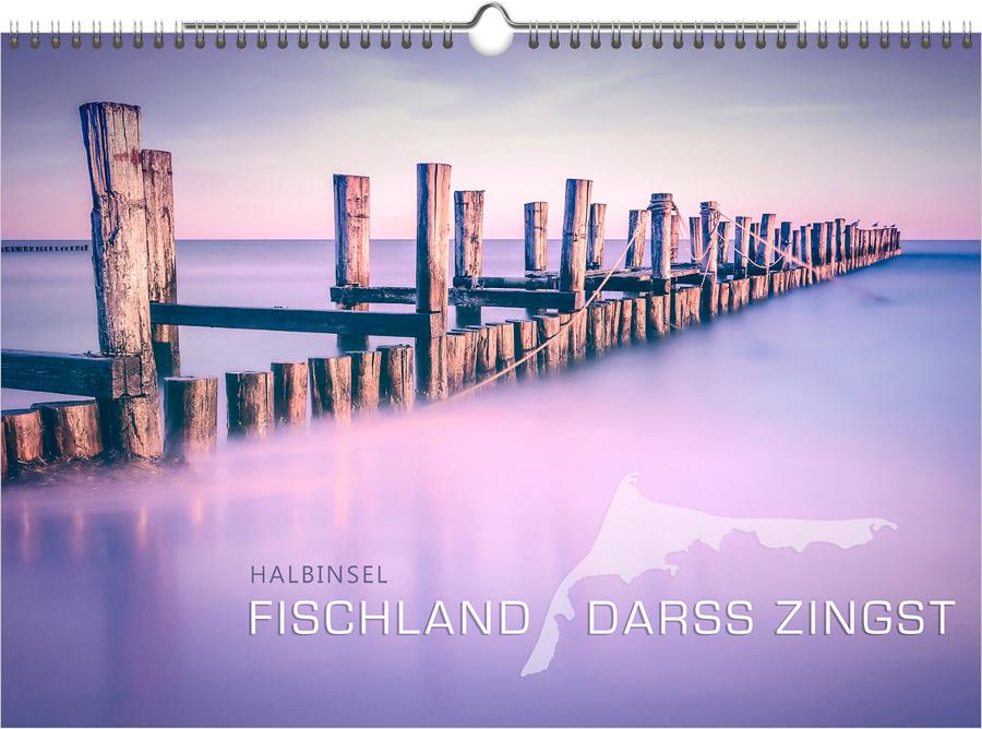 "Kalender ""Halbinsel Fischland-Darß-Zingst"" 2017"