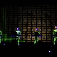 Kraftwerk Konzert in Wolfsburg (25-04-2009)