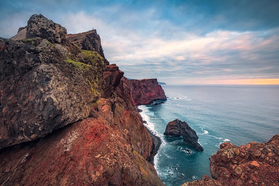 Gigantische Steilküste (Ponta de São Lourenço)