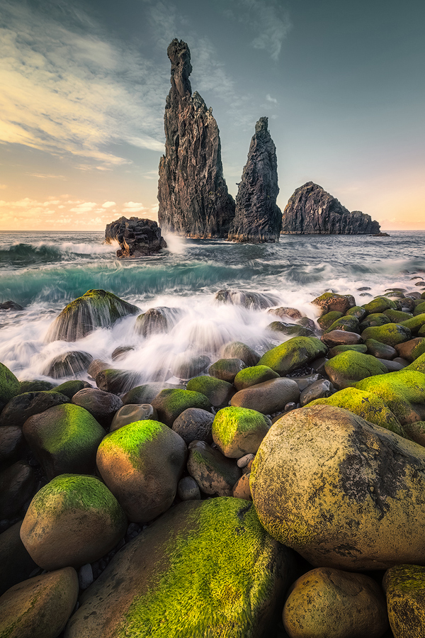 Die Wächter (Ribeira da Janela / Madeira)