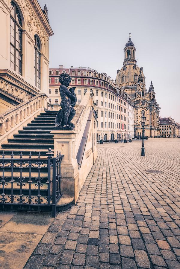Dresden Melancholie (Neumarkt)