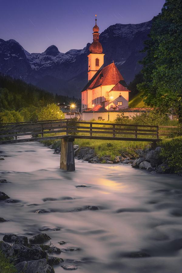 Pfarrkirche St. Sebastian (Ramsau)