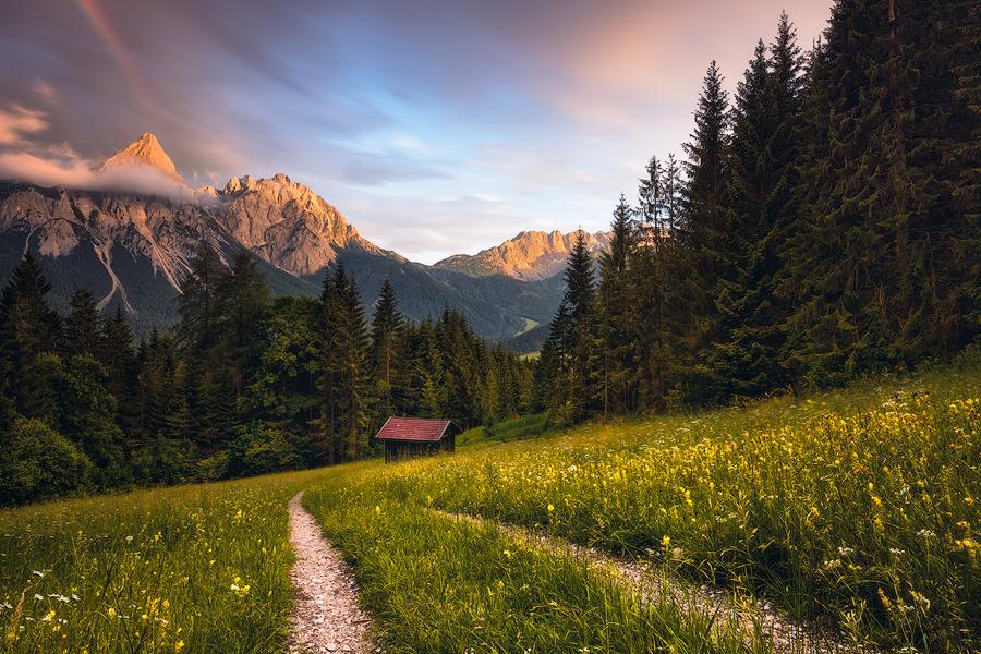 Ehrwalder Sonnenspitze (Tirol)
