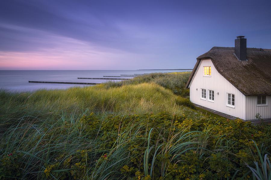Haus in den Dünen (Grimmelei / Ahrenshoop)