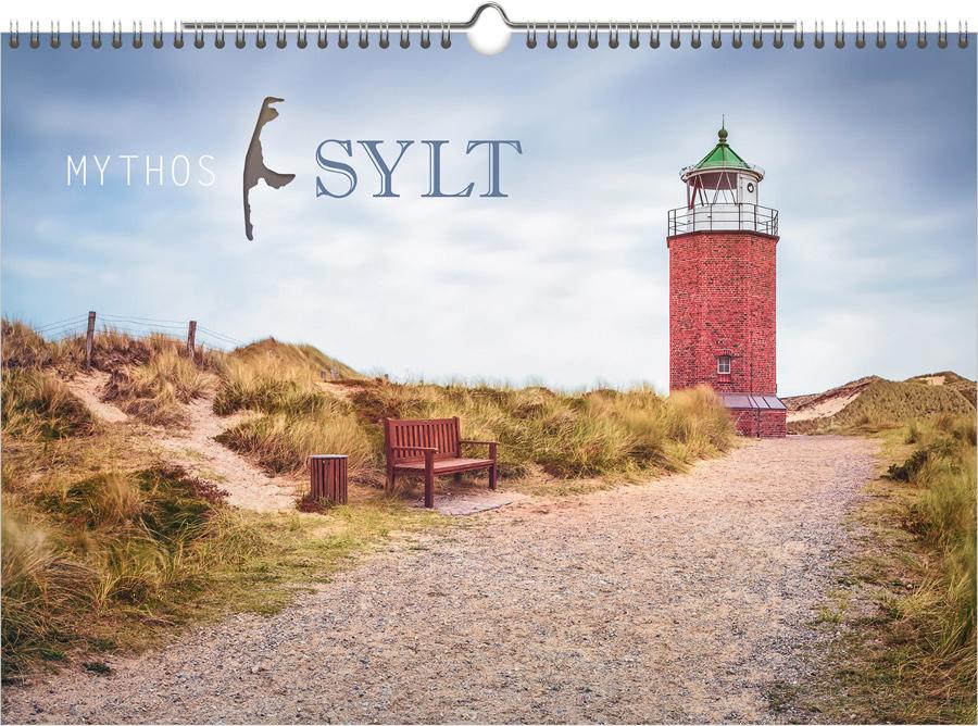 """Kalender """"Mythos Sylt"""" 2018"""