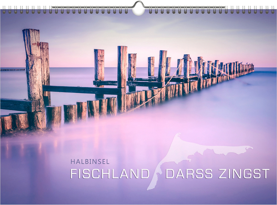 "Kalender ""Halbinsel Fischland-Darß-Zingst"""