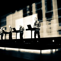 """Kraftwerk """"Movimentos"""" Konzert in Wolfsburg"""