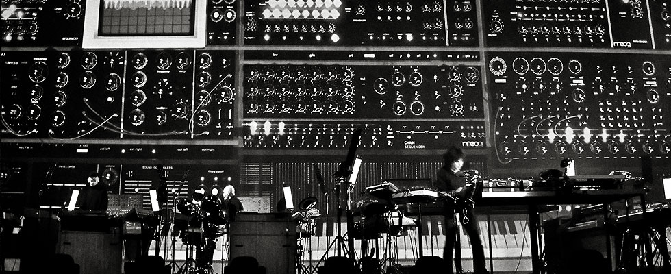 """Jean Michel Jarre """"2010"""" Konzert in Braunschweig"""